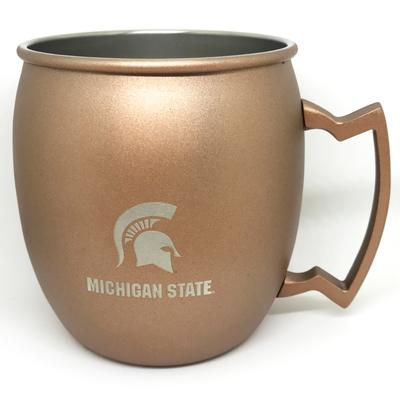 Michigan State 16oz Copper Mug