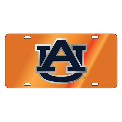 Auburn AU Logo License Plate