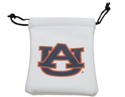 Auburn Faux Leather Pouch