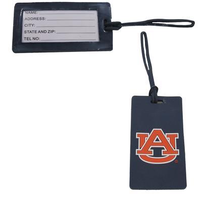 Auburn Luggage Tag