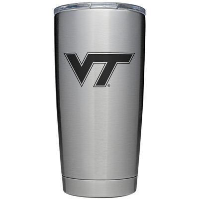 Virginia Tech YETI 20oz Rambler With Lid