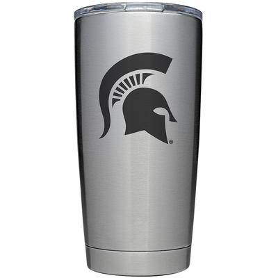 Michigan State YETI 20oz Rambler With Lid