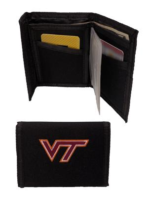 Virginia Tech Velcro Wallet
