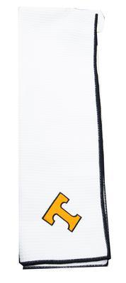 Tennessee Ahead Power T Logo Golf Towel