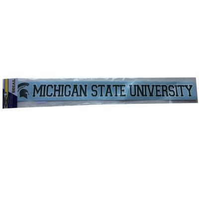 Michigan State Strip Decal (19