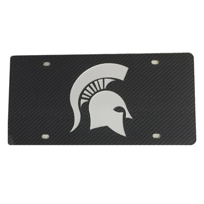 Michigan State Carbon Fiber License Plate
