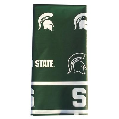 Michigan State Table Cloth