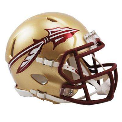 Florida State Riddell Mini Speed Helmet
