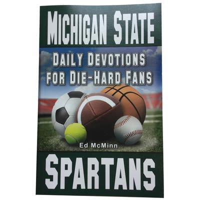 Michigan State Daily Devotional Book