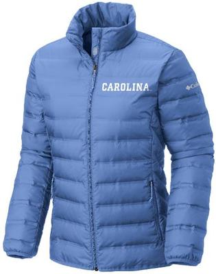 UNC Columbia Women's Lake 22 Down Jacket