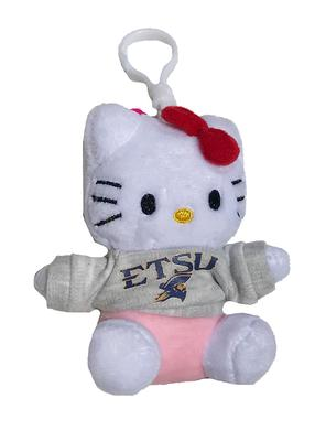 ETSU Hello Kitty Keychain