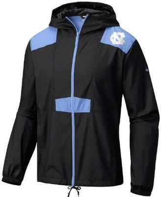 UNC Columbia Flashback Windbreaker