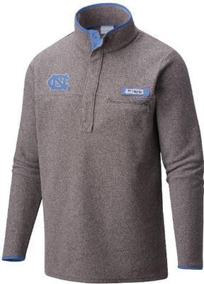UNC Columbia Harborside Fleece Pullover