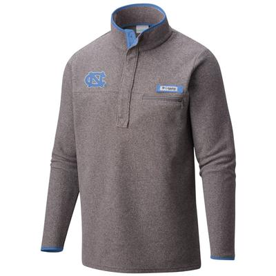 UNC Columbia Harborside Fleece Pullover