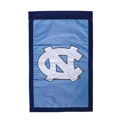 UNC Applique House Flag