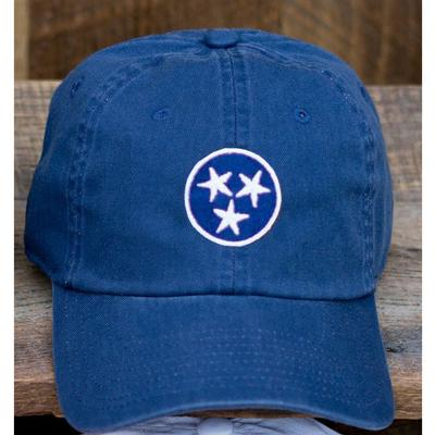 Volunteer Traditions Crew Cotton Tristar Adjustable Hat