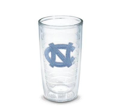UNC Tervis Logo Emblem Water Bottle