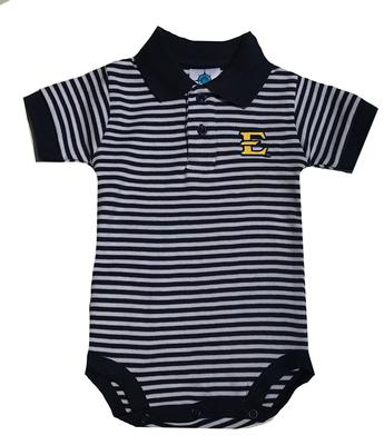 ETSU Polo Striped Body Suit