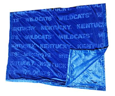 Kentucky Velvet Plush Blanket