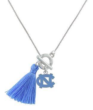 UNC Bethel Norma Tassel Necklace