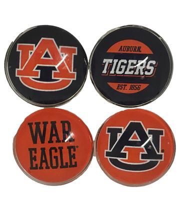 Auburn Fridge Magnet Pack