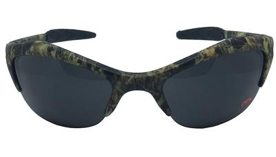 Arkansas Camo Half Sport Sunglasses