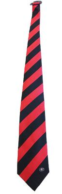 Georgia Regiment Stripe Tie