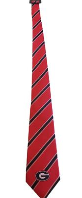 Georgia Super G Stripe Tie