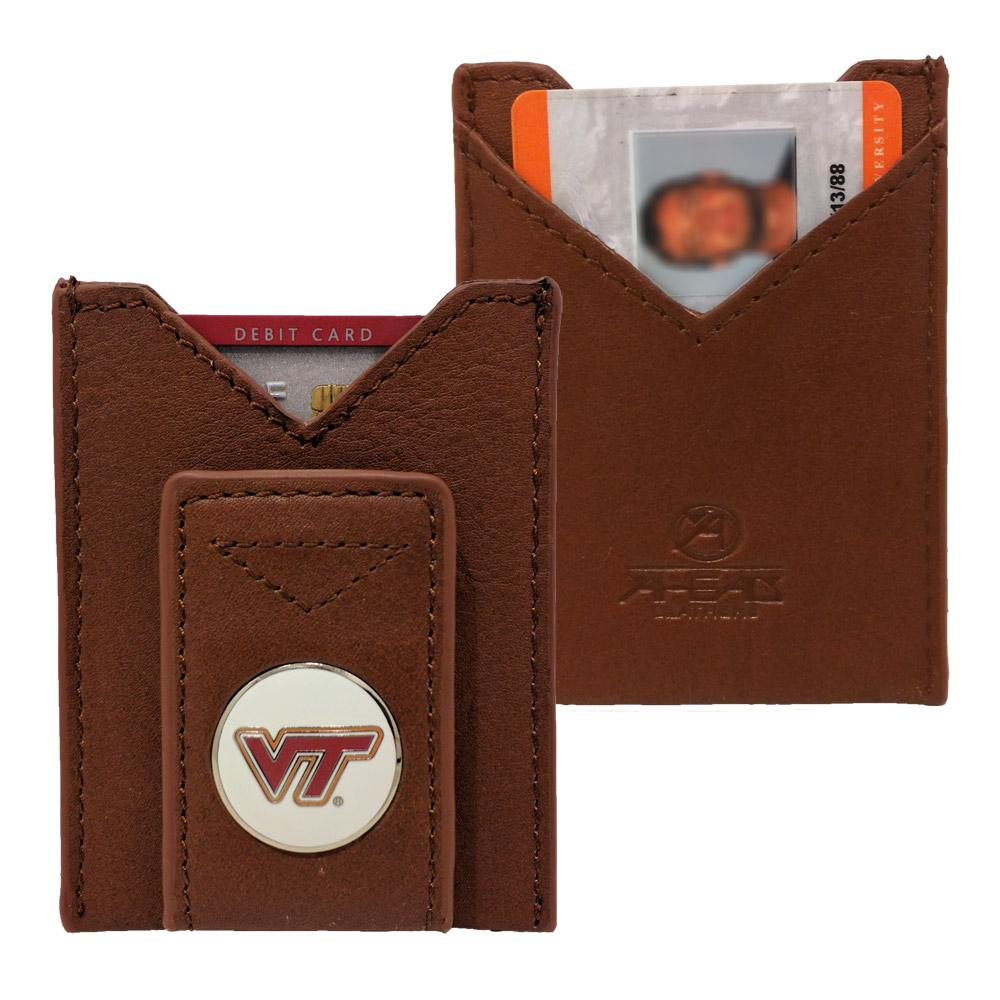 Virginia Tech Credit Card Holder