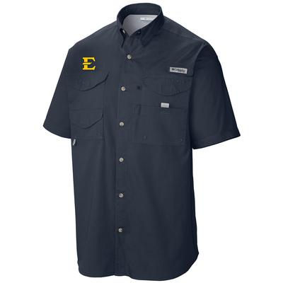 ETSU Columbia Tamiami Short Sleeve Shirt