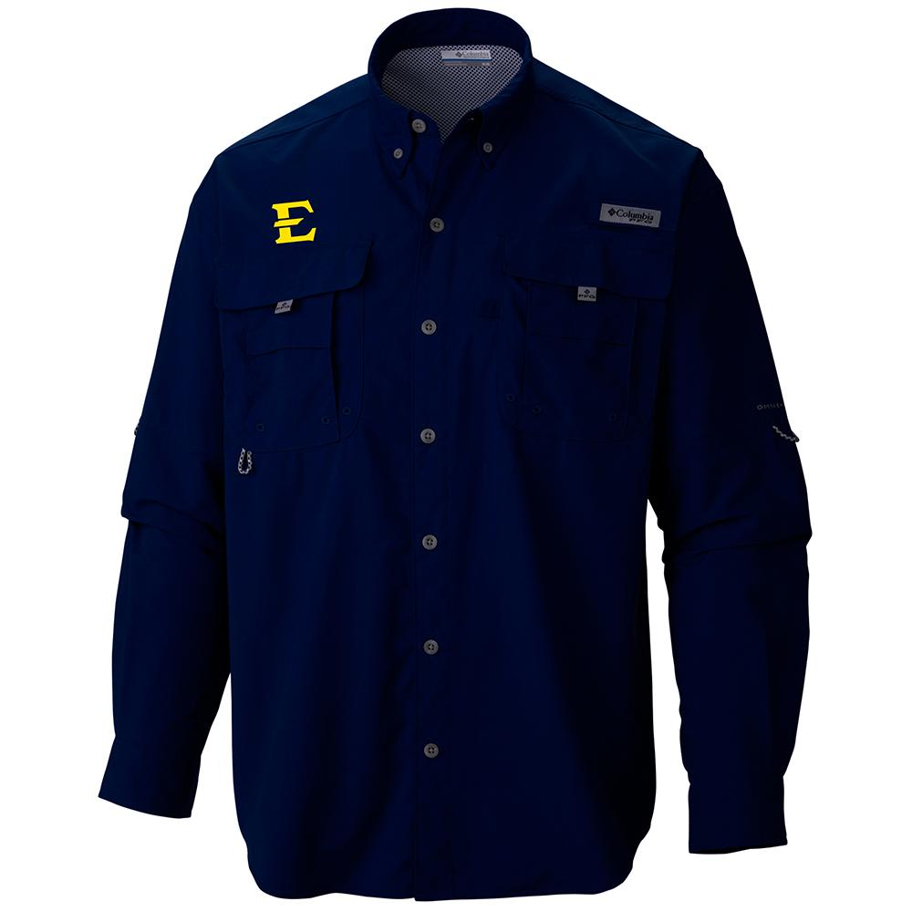 Etsu Columbia Bahama Long Sleeve Shirt