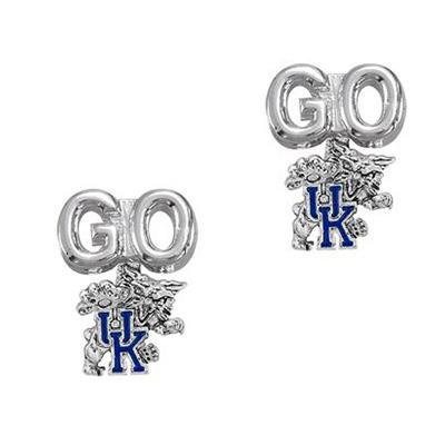 Kentucky Evie Mascot Earrings