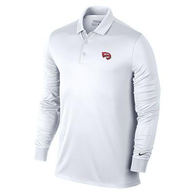 Western Kentucky Nike Golf Long Sleeve Victory Polo