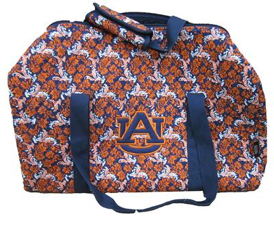 Auburn Large Duffle Bag Bloom Pattern