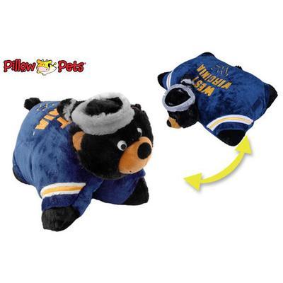 West Virginia Mascot Pillow Pet