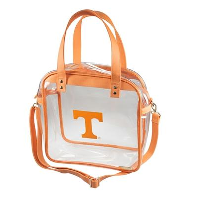 Tennessee Clear Carryall Tote