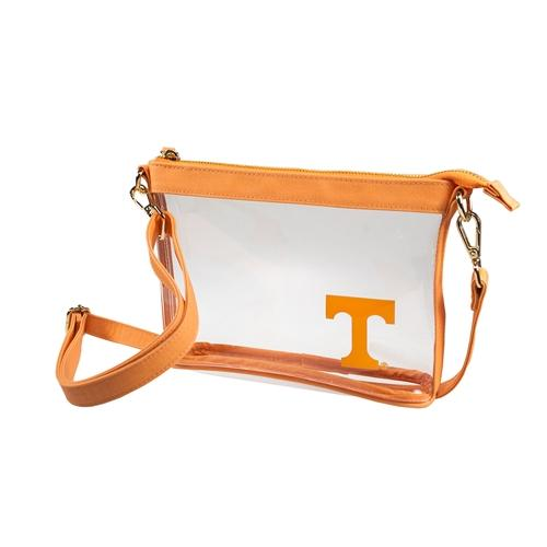 Tennessee Small Clear Crossbody Bag