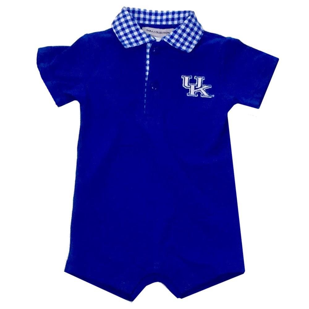 Kentucky Infant Boys Romper