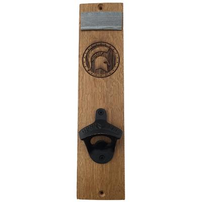 Michigan State Timeless Etchings Mounted Bottle Opener