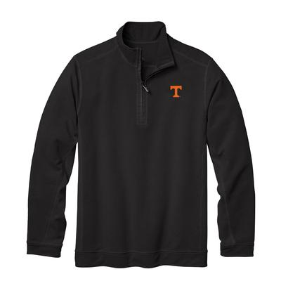 Tennessee Tommy Bahama Ben & Terry Coast Core Half Zip Pullover