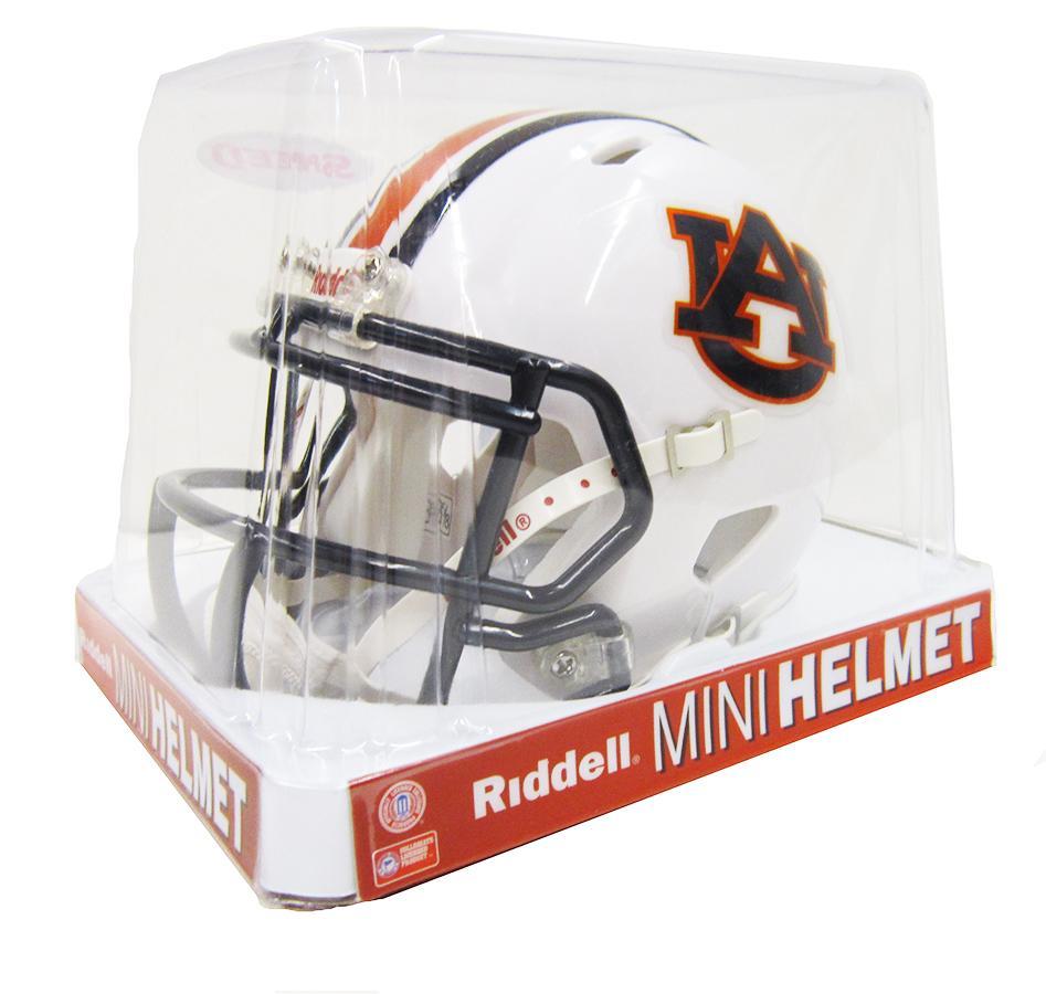 Auburn Riddell Mini Speed Helmet