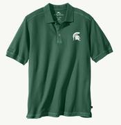 Michigan State Tommy Bahama Emfielder Core Polo