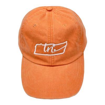 State of Tennessee Loop Script Hat