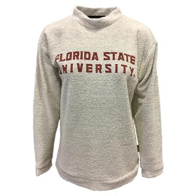 Florida State Women's Woolly Threads Bar Logo Sweatshirt