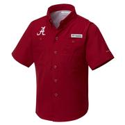 Alabama Columbia Youth Tamiami Shirt