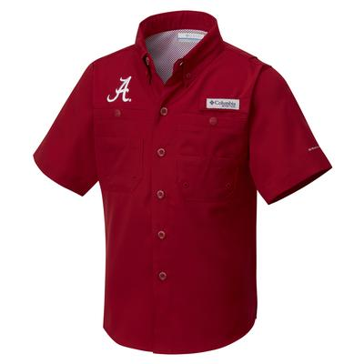 Alabama Columbia Youth Tamiami Shirt