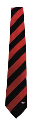 Arkansas Regiment Stripe Tie