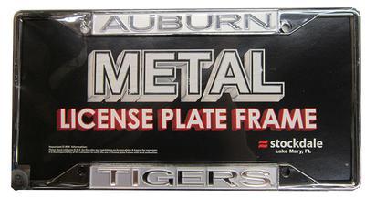 Auburn Frosted Frame Logo