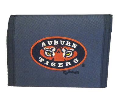 Auburn Velcro Wallet