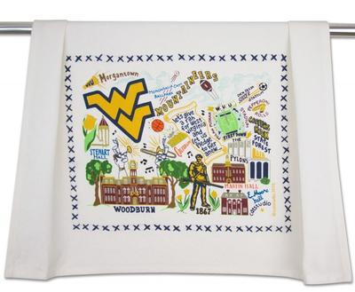 West Virginia Dish Towel